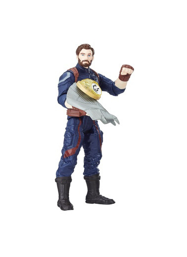 Avengers Avengers Infinity War Captan America Renkli